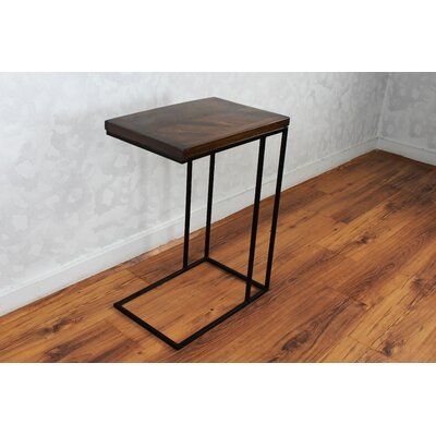 Sharell Mango Parquet C End Table