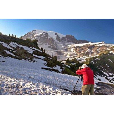 'Mount Rainier' Photographic Print on Canvas Size: 18