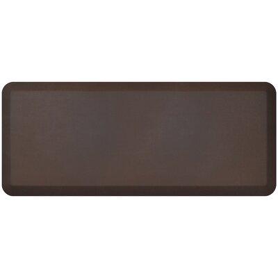 Designer Standing Desk Utility Mat Mat Size: 18 x 4, Color: Truffle