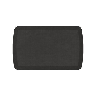Basics Anti-Fatigue Kitchen Mat Color: Thunder Grey