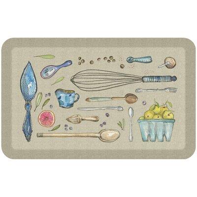 Designer Comfort Kitchen Mat
