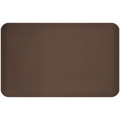 Professional Grade Comfort Kitchen Mat Mat Size: 18 x 28, Color: Earth