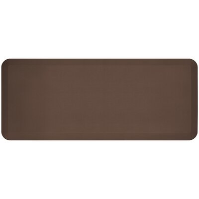 Professional Grade Comfort Kitchen Mat Mat Size: 18 x 4, Color: Earth