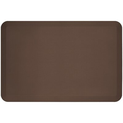 Professional Grade Comfort Kitchen Mat Mat Size: 2 x 3, Color: Earth
