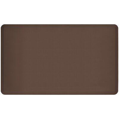 Professional Grade Comfort Kitchen Mat Mat Size: 3 x 5, Color: Earth