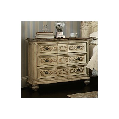 Spencerville Contemporary 3 Drawer Bachelors Chest Color: White