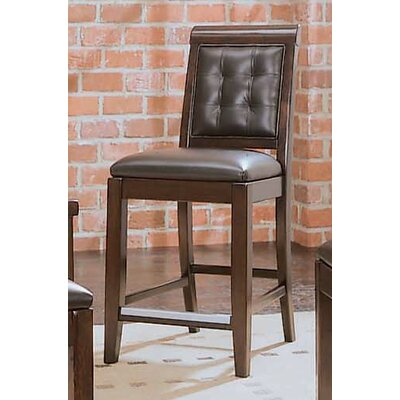 American Drew Tribecca Leather Bar Stool (Set of 2) Best Price