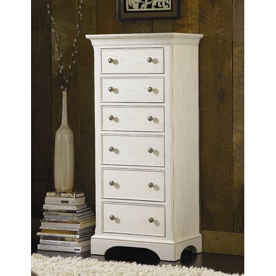 American Drew 901-280W Ashby Park Sea Salt Lingerie Chest