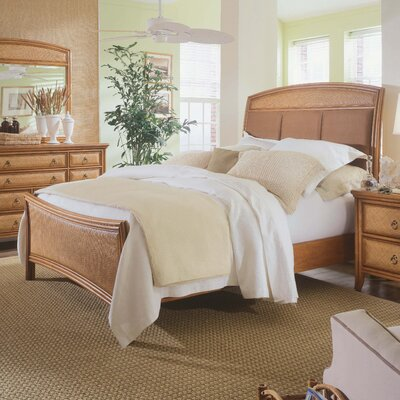 Rent to own Antigua Panel Bed...