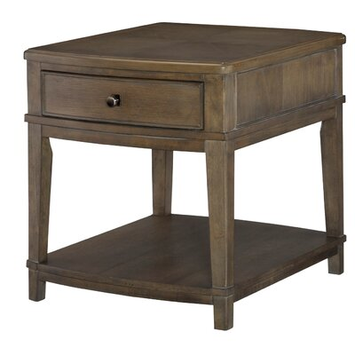 Baford Square End Table
