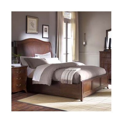 British isle bedroom sleigh finishantique whitesizeking - American furniture warehouse bedroom sets ...