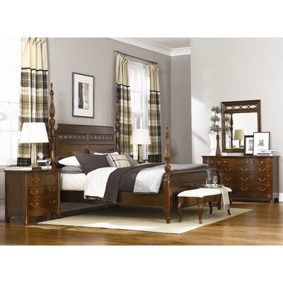 Cherry Grove New Generation Panel Customizable Bedroom Set