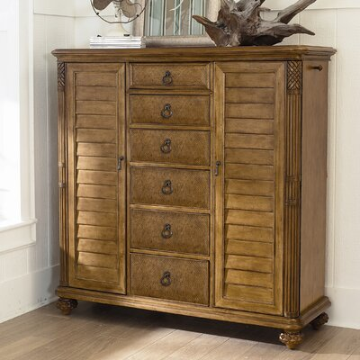 Emblyn Dressing 6 Drawer Chest
