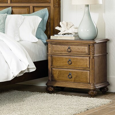 No credit check financing Grand Isle 3 Drawer Nightstand...