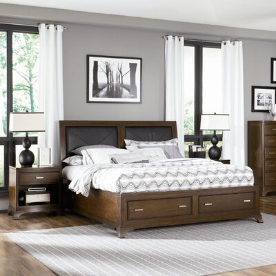 In store financing Essex Panel Bedroom Collection...