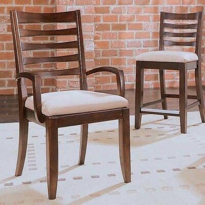 Low Price American Drew Tribecca Splat Back Arm Chair (Set of 2)