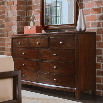 Rent Tribecca Dressing 9 Drawer Dresser...