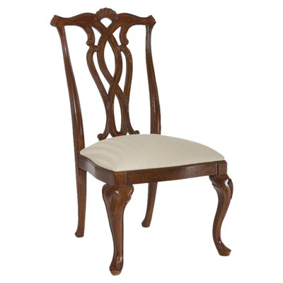 Staas Pierced Back Side Chair (Set of 2)
