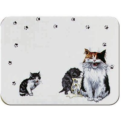 Tuftop Cats Whiskers Cutting Board Size-medium (12x16)