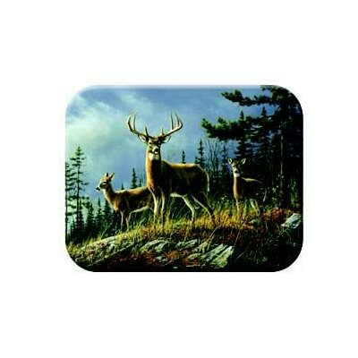 Tuftop Deer-autumn Whitetail Cutting Board Size-small (9x12)