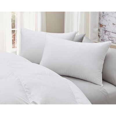 Batiste Down Pillow Size: Standard