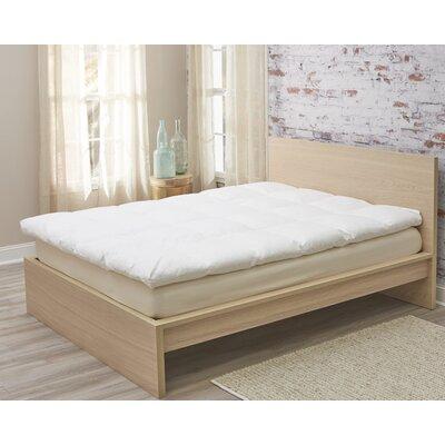 Down Alternative Alt Fiber Bed - King Bed Size: King