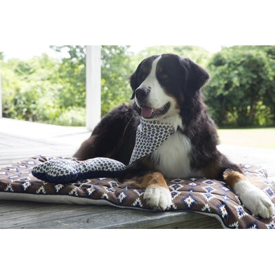 Adventure Crate Dog Mat Size: X-Large (42 W x 28 D)