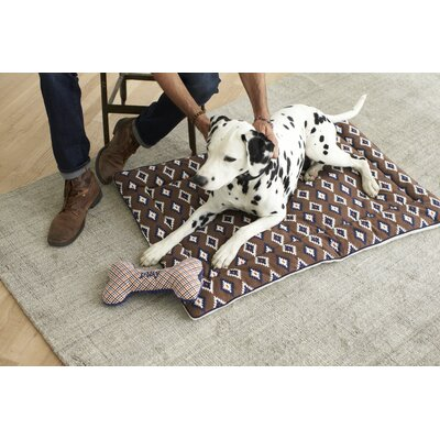 Adventure Crate Dog Mat Size: Small (24 W x 18 D)