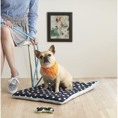 Crate Dog Mat Size: Medium (30 W x 19 D)