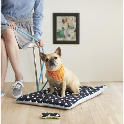 Crate Dog Mat Size: Small (24 W x 18 D)