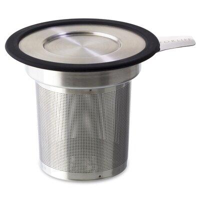 Brew in Mug Tea Infuser Color: Black 433-BLK