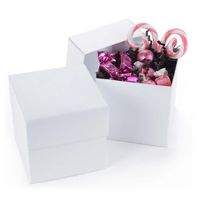 Shimmer Cup Cake Box 31283