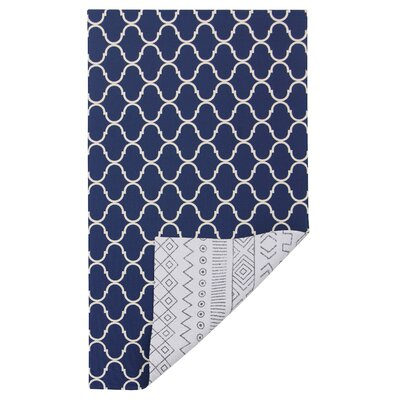 Applebaum Blue/Gray Area Rug