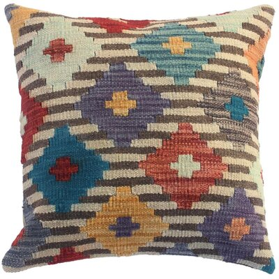 Barr Al Jissah Wool Pillow Cover