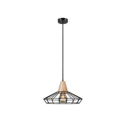 Loras 1-Light Lantern Pendant