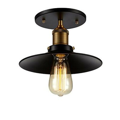 Edison Ceiling 1 Light LED Mini Pendant