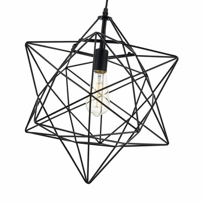 Star Gift 1 Light Foyer Pendant