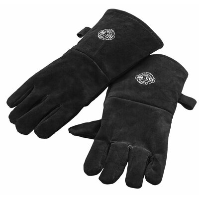 Barbeque Leather Gloves 89246