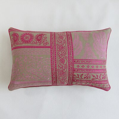 Wexler Boudoir Decorative 100% Cotton Pillow Cover