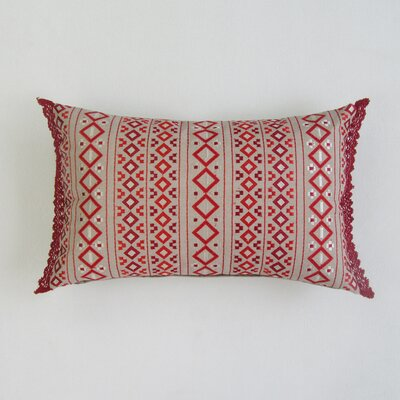 Wexler Decorative 100% Cotton Pillow Cover