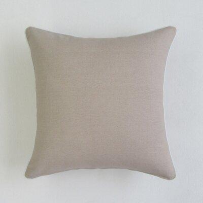 Ozzie Square Decorative 100% Cotton Pillow Cover