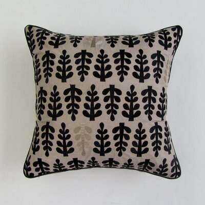 Whitley Square Decorative 100% Cotton Pillow Cover