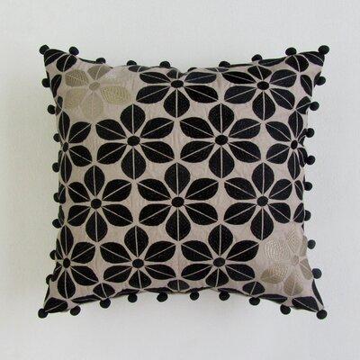 Whitman Square Decorative 100% Cotton Pillow Cover