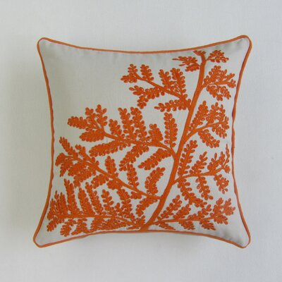 Cavender Square Decorative 100% Cotton Pillow Cover