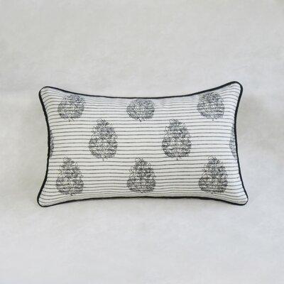 Pinkard Boudoir Decorative 100% Cotton Pillow Cover