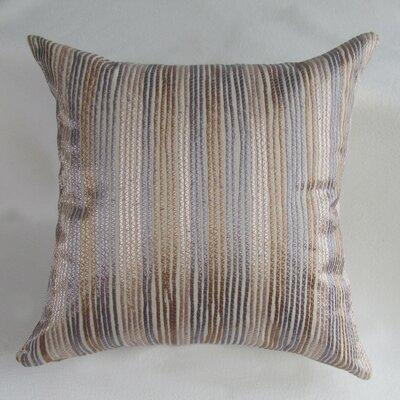 Sherrod Square Decorative 100% Cotton Pillow Cover