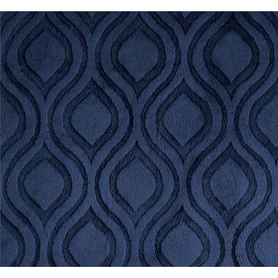 13 Designer Kitty Cat Perch Color: Brushed Embossed Marquis Navy