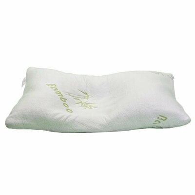 Premium Adjustable Memory Foam Pillow Size: Queen