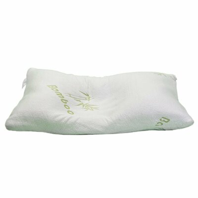 Premium Adjustable Memory Foam Pillow Size: King
