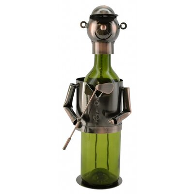 Freeman 1 Bottle Tabletop Wine Rack